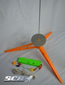 Complete Launch Control System assembled