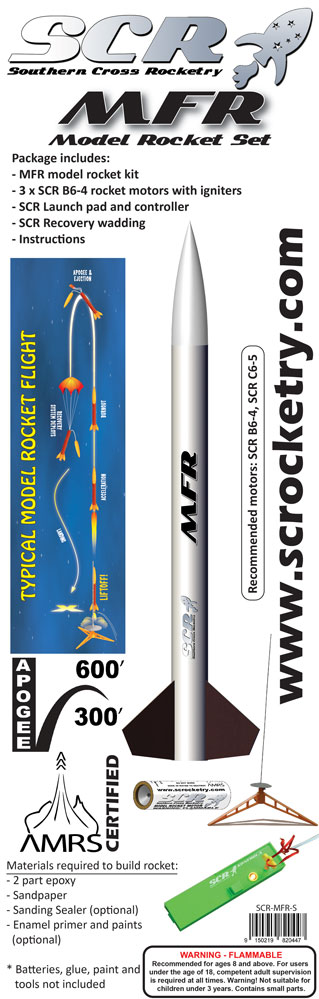 Southern Cross Rocketry | Rockets